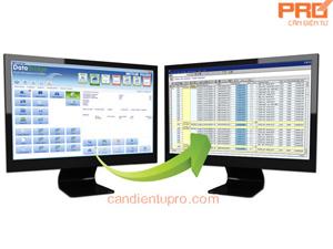 Phần mềm quản lý dữ liệu cân điện tử