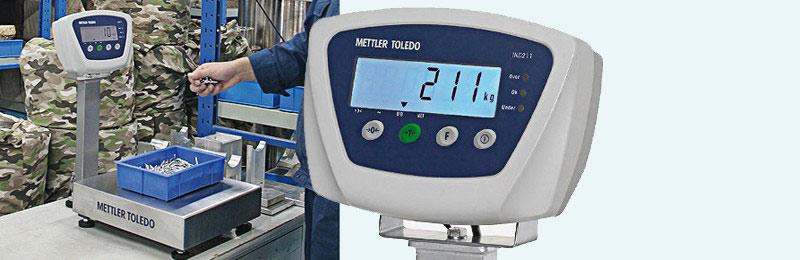 cân bàn kg - 300kg, cân điện tử Mettler Toledo