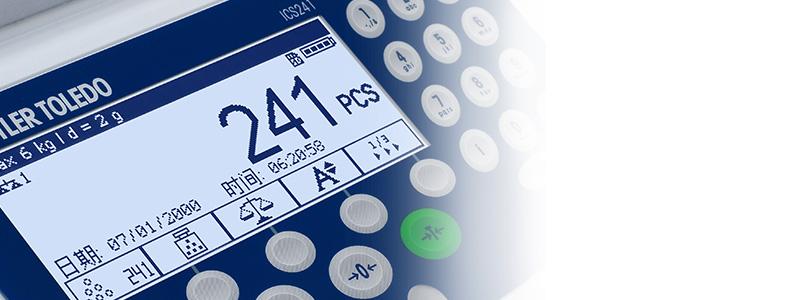 Cân đếm điện tử ICS 241