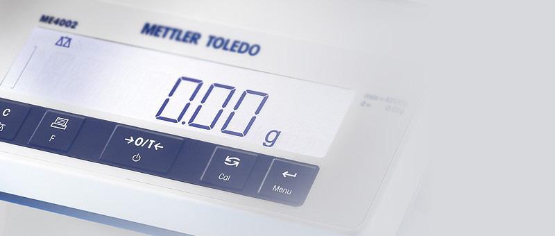 cân điện tử  2 số lẻ ME - Mettler Toledo