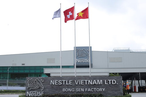 Hiệu chuẩn hệ thống cân bồn, cân silo tại nhà máy Nestle Việt Nam