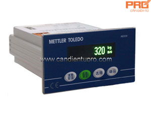 BỘ CHỈ THỊ IND320 METTLER TOLEDO title=